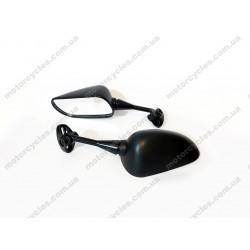 Дзеркала на мотоцикл прямокутні під два болта